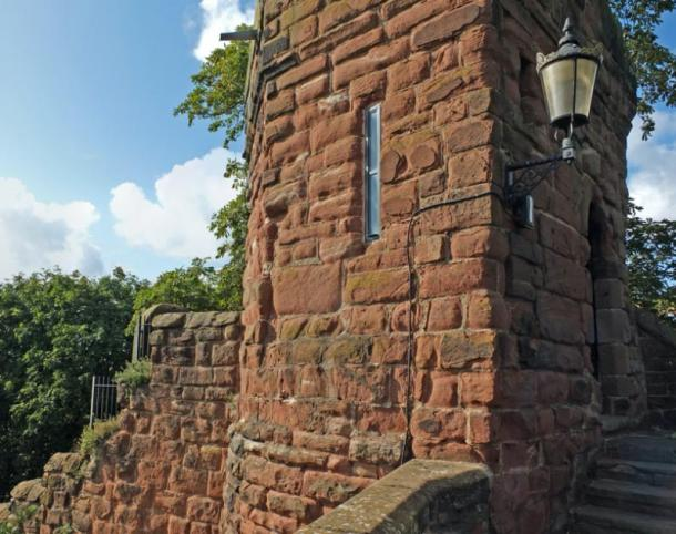 The Phoenix Tower on the city walls in Chester, England. Credit: Phil / Adobe Stock