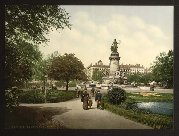 Place Carnot, Lyon