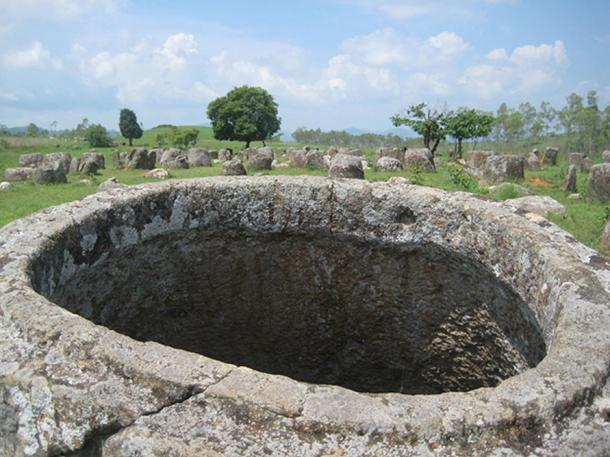 Plain of Jars, Site One.