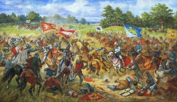 Polish-Teutonic Battle