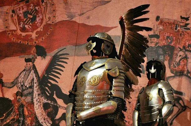 Polish armor used by the Winged Hussars. (FlickreviewR / CC BY-SA 2.0)