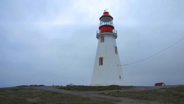 Port au Choix lighthouse (Public Domain)