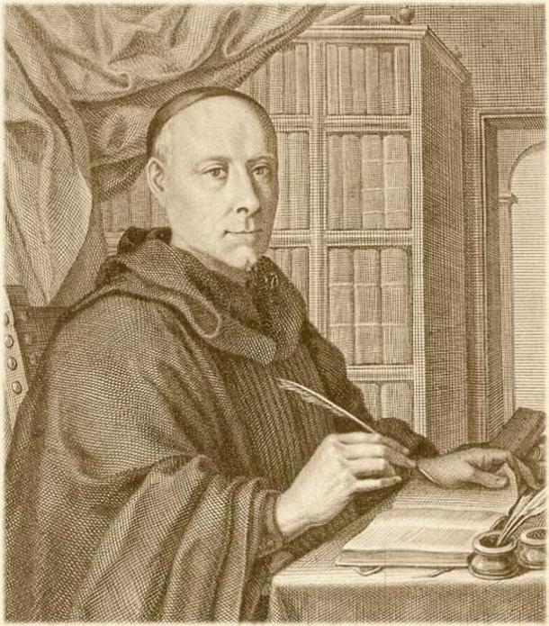 Portrait of Benito Jerónimo Feijóo y Montenegro.