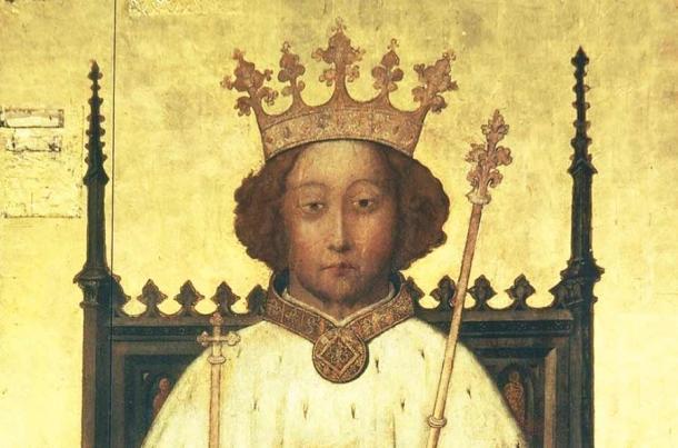 Portrait of Richard II. Source: Public domain