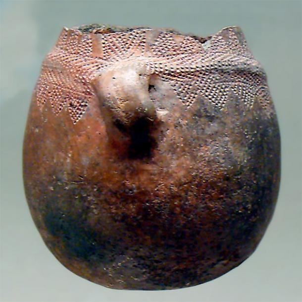 Pottery from the Cardium pottery culture, one of the oldest cultures that developed in Italy. (Locutus Borg / Public Domain)