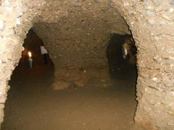 Prehistoric Underground Bosnian Pyramid Labyrinth