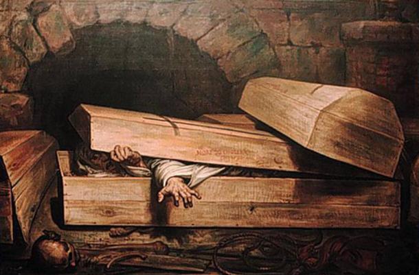 The Premature Burial.