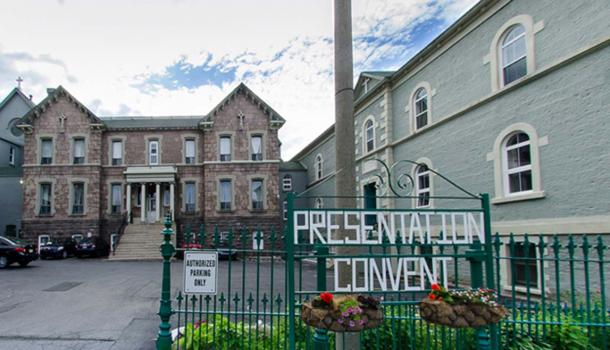 Presentation Motherhouse (left), and NL Provincialate (right), St. John's, NL Canada
