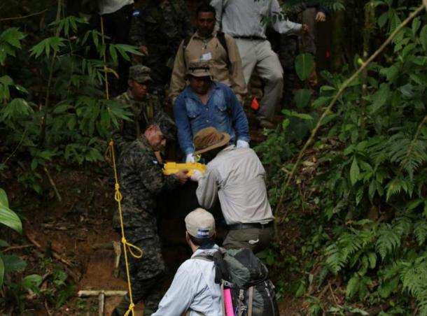 New Discoveries At Ancient White City Ruins In Honduras