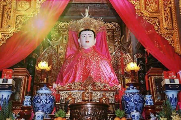 Princess Lieu Hanh. (Public Domain)