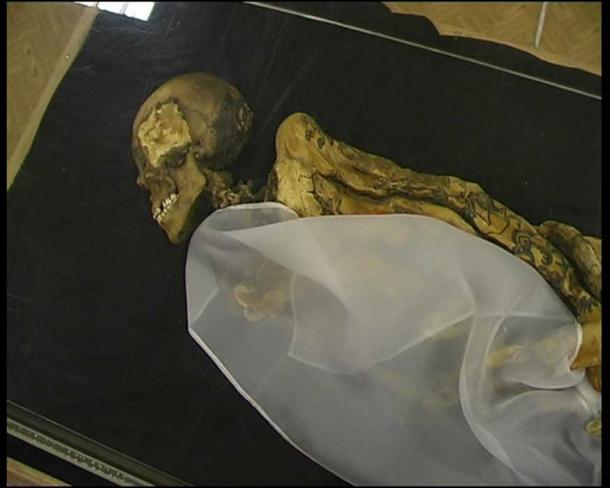 Princess Ukok/Princess of the Altai: A mummy that was found in 1993 in a kurgan in the remote Ukok Plateau in the Altai Republic in Russia.