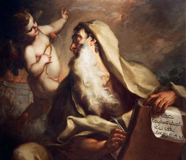 'Prophet Isaiah' by Antonio Balestra.