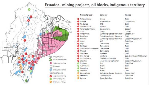 Photo credit: ProtectEcuador.org (2012-2013)