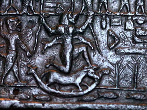Protection plaque against Lamashtu (CC by SA 2.0)