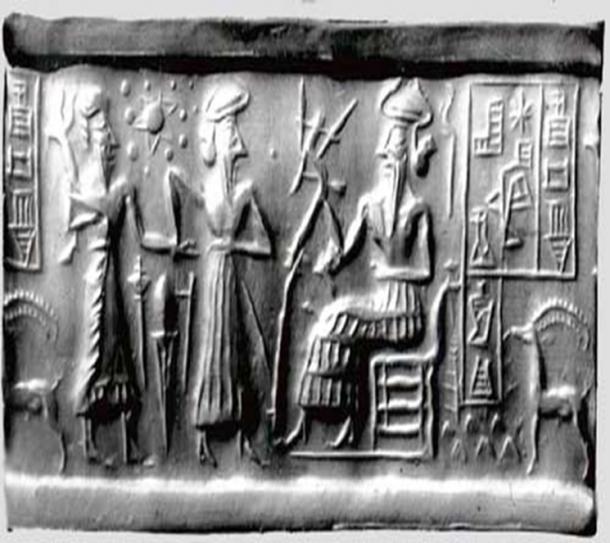 Sceaux proto-sumériens 4