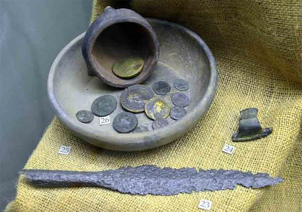 Przeworsk culture metal artifacts suggest these people weren't barbarians at all! (Silar / CC BY-SA 3.0)