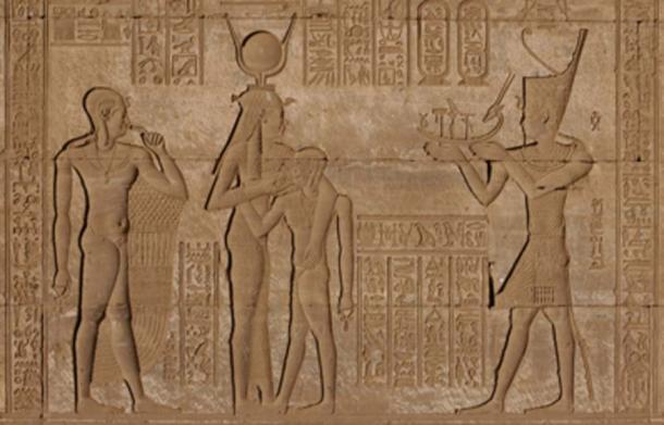 Ptolemaic relief. (Vladimir Wrangel / Adobe Stock)