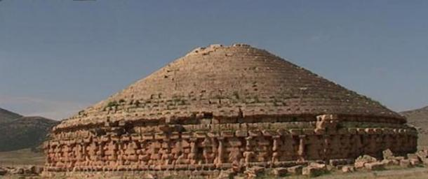 Pyramid of Madghacen