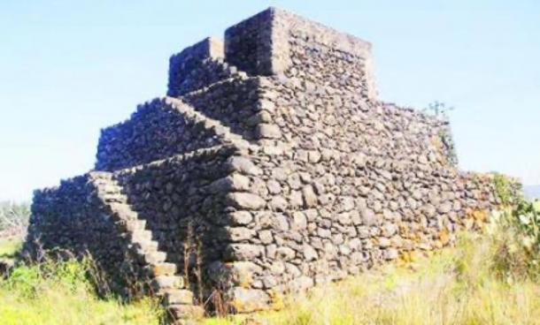 Pyramid of Etna. (Author provided)