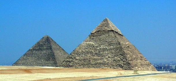 the amazing pyramids in egypt essay