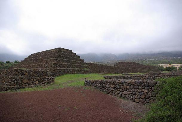 Pyramids of Güímar, Tenerife.