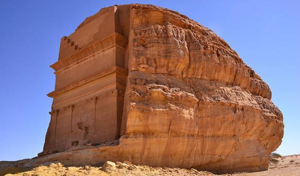 Qasr al-Farid, the Lonely Castle
