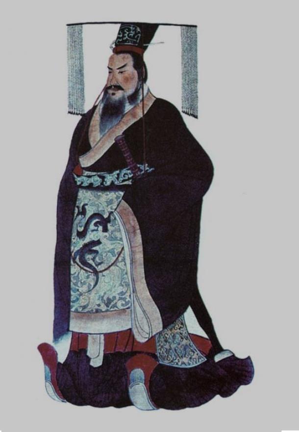 Qin Shi Huang, der erste Kaiser Chinas