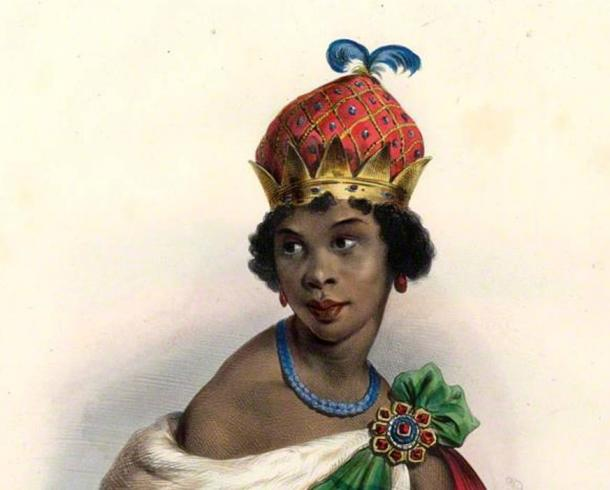 The History Chicks talk about fascinating historical women such as Queen Nzinga