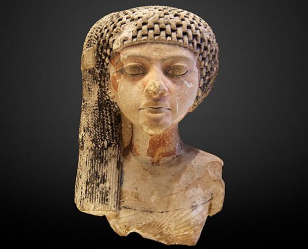 Queen Scotia was the daughter of an Egyptian Pharaoh. (Rama / CC BY-SA 3.0)