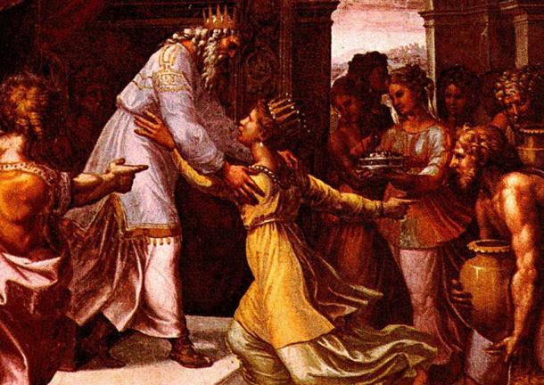 'The Queen of Sheba.'