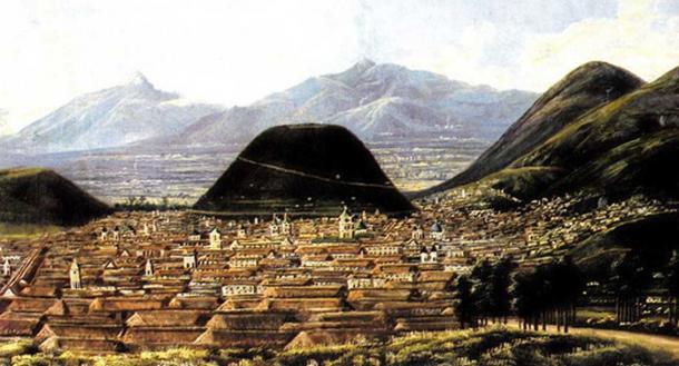 Quito following Spanish colonization. (Public Domain)