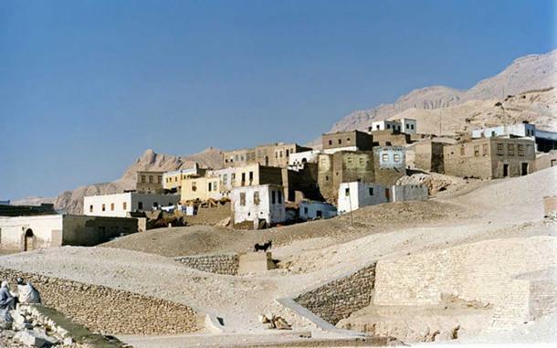 Qurna, in 1989.