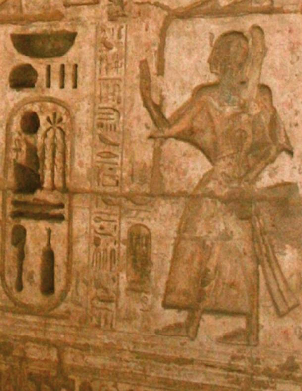 Ramesses VIII was the last of Ramesses III's sons to ascend to the throne of Egypt during the New Kingdom.