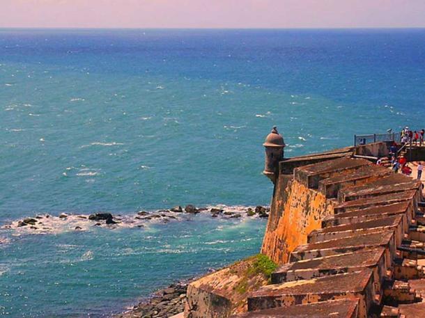 Ramparts of El Morro