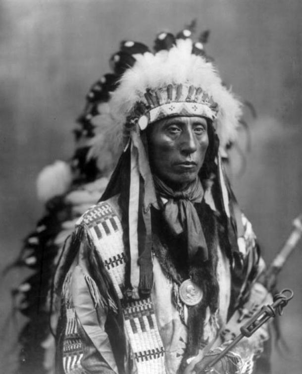 Red Cloud, 1899.