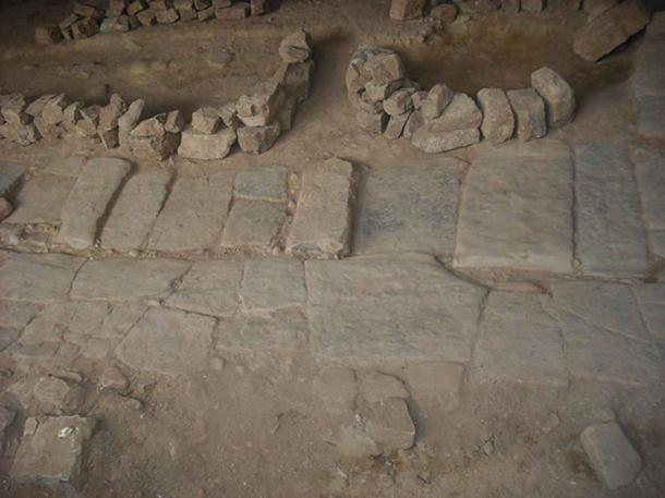 Remains of the Via Augusta in Sagunto. (Enrique Íñiguez Rodríguez/CC BY SA 3.0)