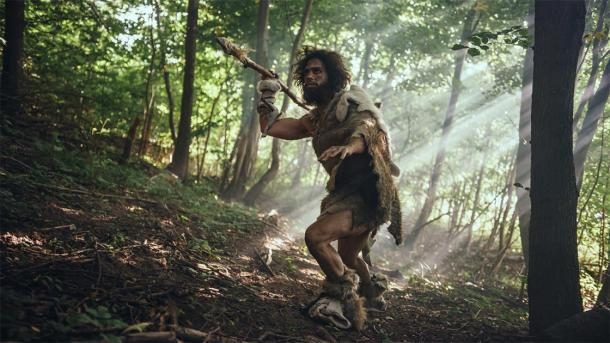 Representation of early human hunter-gatherer, before the development of ancient farming. (Gorodenkoff / Adobe stock)