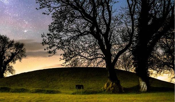 Researchers believe that the unassuming hillfort site is hiding an enormous pagan temple complex. (Visit Armagh)