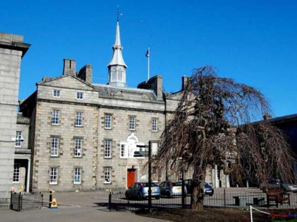Robert Gordon's College, Aberdeen, Scotland.
