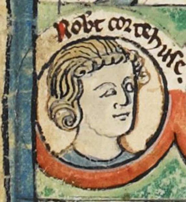 Robert Curthose was Henry I's brother and worked with Henry to try to overthrow their other brother (William Rufus) who had taken their father's throne when William the Conqueror suddenly died. (Public domain)