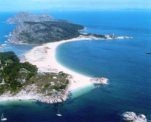 Rodas beach, Cíes Islands.