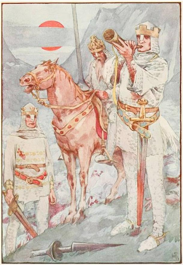 Roland the Paladin