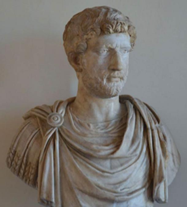 Roman emperor Hadrian made changes to the Athens Acropolis. (Butko / CC BY-SA 2.0)