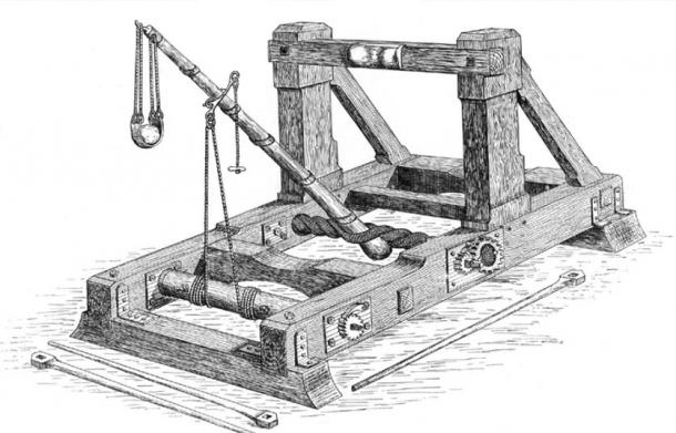 "history of the catapult What is a catapult the general definition is that a catapult is a machine that  stores energy then quickly releases this energy to fire a projectile to be a ""real."