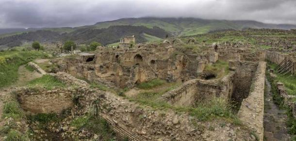 Roman ruins at Djemila (tynrud / Fotolia)