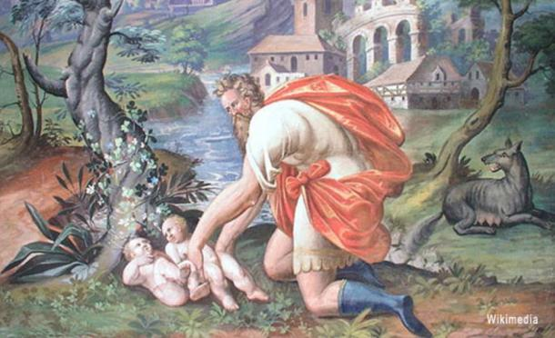 The most famous account of attempted infanticide, in which babies were left exposed to the elements, is the story of Romulus and Remus