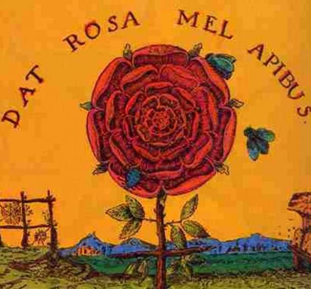 The Rose of Nostradamus