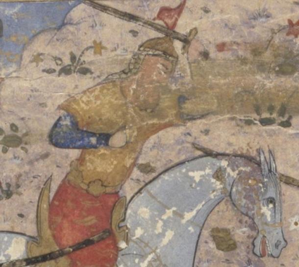 Rostam Farrokhzad in the Shahnameh.