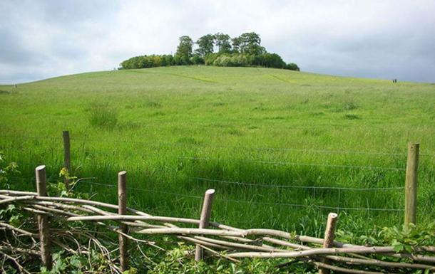 Round Hill, Wittenham Clumps, Oxfordshire, England