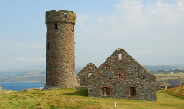 Round Tower, Peel Castle. (Stringer, J/ CC BY-NC 2.0)